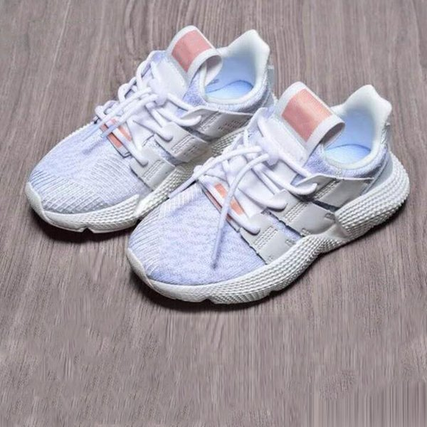 wholesale kids EQT running shoes high performance discount children sneakers top quality youth run shoes boy girl gift EU 28-35