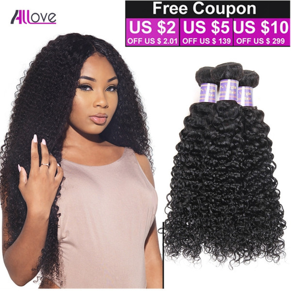 8A Hint Kıvırcık Virgin Saç 4 adet / grup Işlenmemiş Doğal Renk Hint Sapıkça Kıvırcık İnsan Virgin Saç Brezilyalı Derin Kıvırcık Saç örgü Atkı