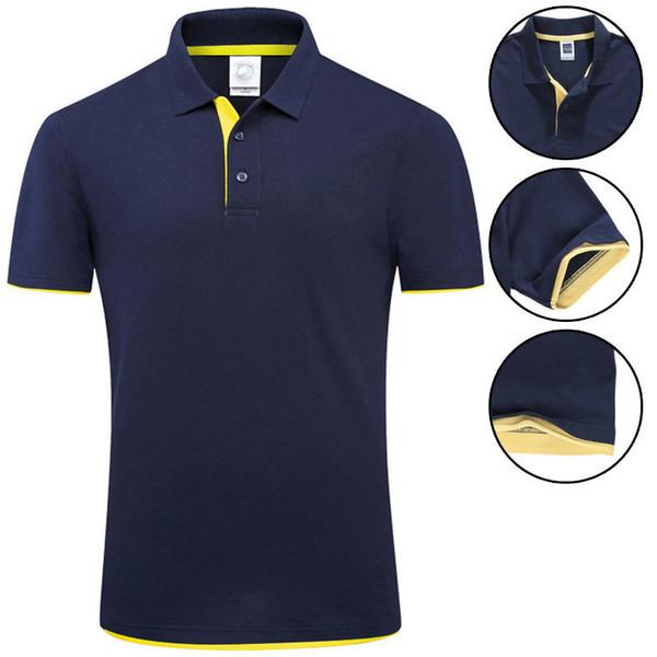 Navy Yellow