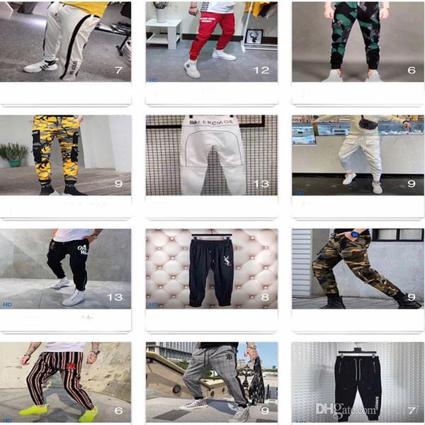 2019 LEIN высочайшее качество ARIS ONCCLER LTN Медуза хлопковые брюки DG FF марка хлопчатобумажные брюки производители оптовые оптовые заказы GG