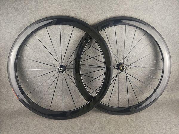 BOB ffwd clincher bicycle rims wheels 700c Road Bike racing Wheelset Bicycle Wheel Carbon Race Wheels