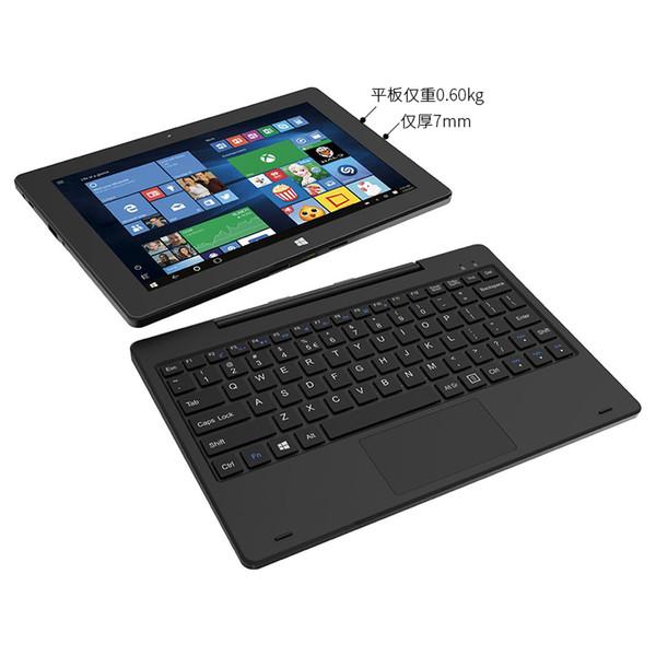 10 pouces 2 en 1 ordinateur de style de la mode Windows Tablet PC Mini PC dans votre main OEM et ODM ordinateur usine