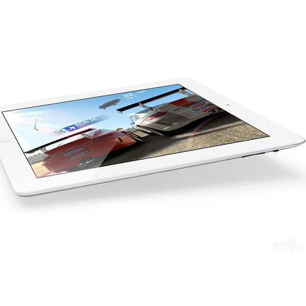 "top popular Refurbished Apple iPad 4 16GB 32GB 64GB Wifi Tablet PC 9.7"" IOS Dual-core Tablet Original DHL 2020"