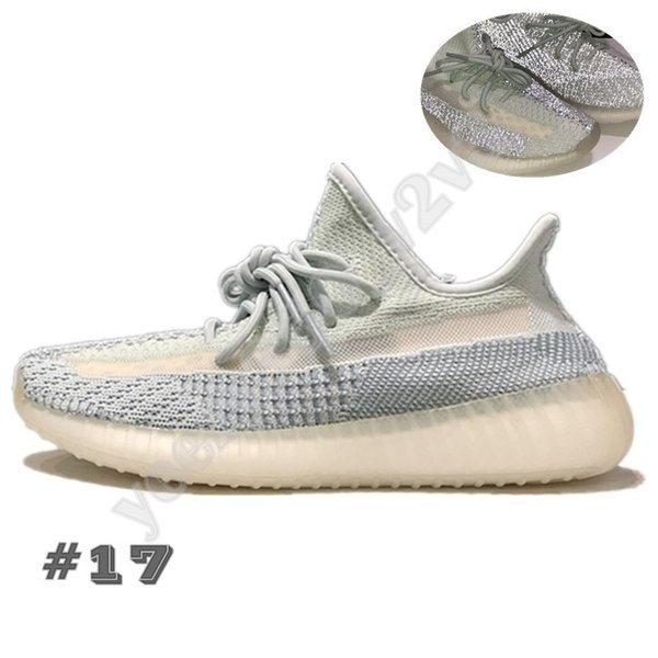 #17 Cloud White Reflective