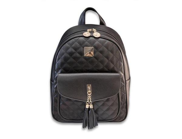 Neuer Designer-Rucksack für Mädchen im Teenageralter mit doppelter Umhängetasche Luxus-Outdoor-Schulranzen für Studentinnen