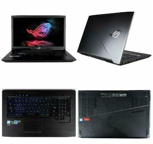 Novo Strix Cachecol Intel Gaming Laptop 17.3
