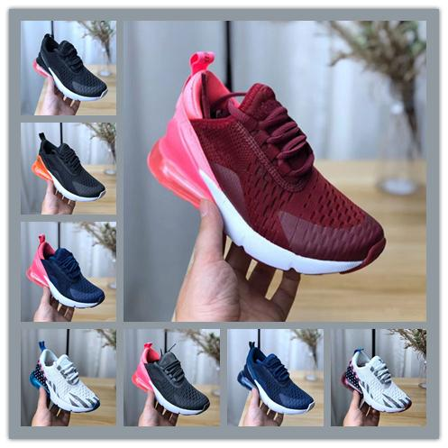 2019 Boy girl youth New OG Breathable Mesh Kids Running Sneakers OG AirCushion and Damping Cushioning Kids Athletic Shoes
