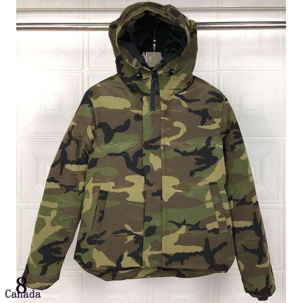Mens Parkas Winter Jacket Men Designer Down Jackets Parkas Couple Fashion Clothin1:1 Winter Warms Outdoor Coats Brand Men Parkas Jacket 002*