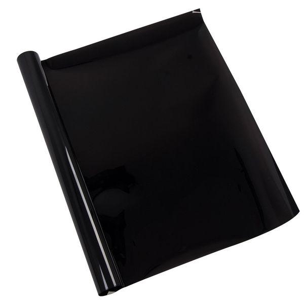 50cmx200cm(20''x79'') 10%VLT Car Window Tint Film Sunshade UV-proof Scratch Resistant Tinting Vinyl High Heat Rejection