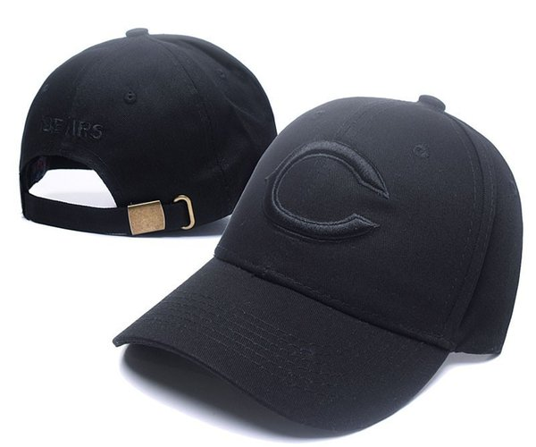The neutral letter C embroidery of the new leisure ball cap in autumn and winter is very handsome and fashionable.