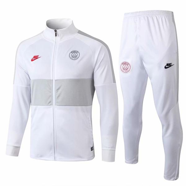 Top-Qualität 19 20 Paris Herrenjacke 2019 psg Fußballtrainingsnazuginstallationssätze Sportwear Cavani Fußball Jersey Hoodie Mbappe Staubmantel Windjacke Mantel