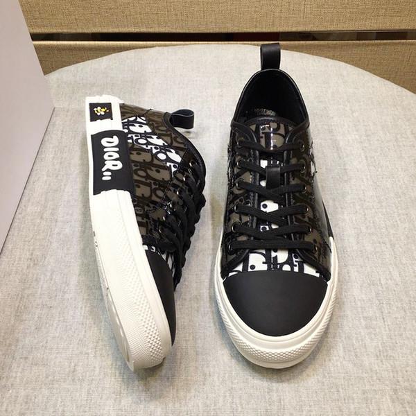 Zapatos para hombre Zapatillas de deporte de moda de lujo Diseño transpirable Zapatos para hombre Zapatos para correr al aire libre con caja original Zapatos de hombre Zapatos para hombre DI698