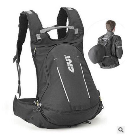 2019 Sıcak motosiklet sırt çantası Moto çantası Su Geçirmez omuzlar yansıtıcı kask çantası motosiklet yarış paketi
