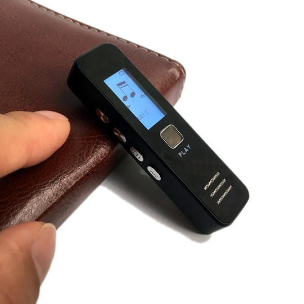 Nuovo registratore vocale audio digitale professionale con lettore MP3 con altoparlante SK007