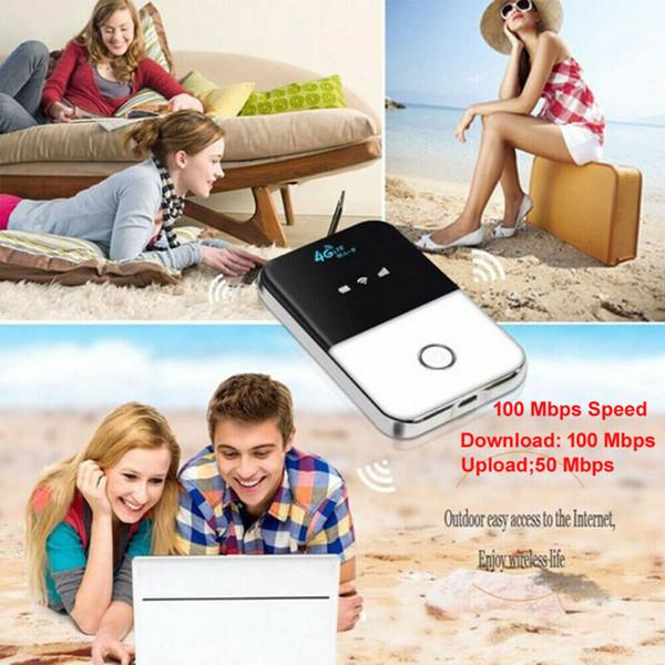 UK 4G LTE Mobile Broadband WiFi Wireless Router Portable WiFi Hotspot Router