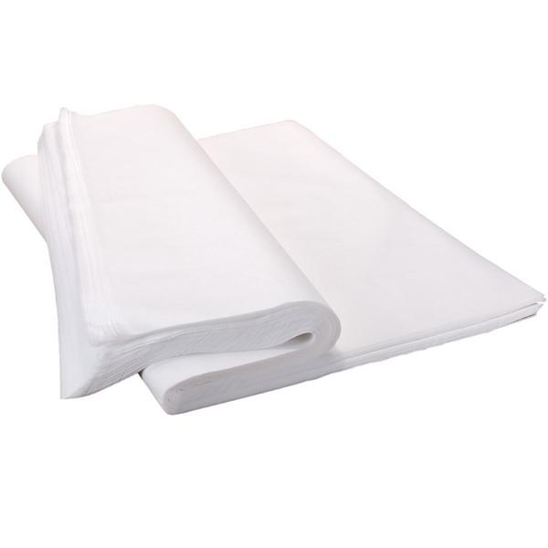 Tools Nail Art Equipment 100pcs White Nail Art Disposable Towel Waterproof Non-Woven Foot Bath Towels for Manicure Shop Feet Wipe Mat