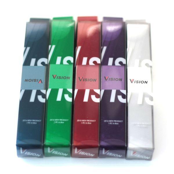 Vision 2 Batteries Vape Variable Voltage e cigarette Battery Ego 3.3v-3.8v-4.3v-4.8v 1600mah Fit 510 Thread Atomizers