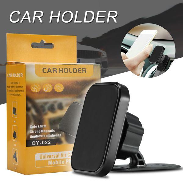 Suporte Magnético para Carro Magnético Suporte para Telefone Magnético 360 Suporte para Celular Universal para Celulares com Caixa