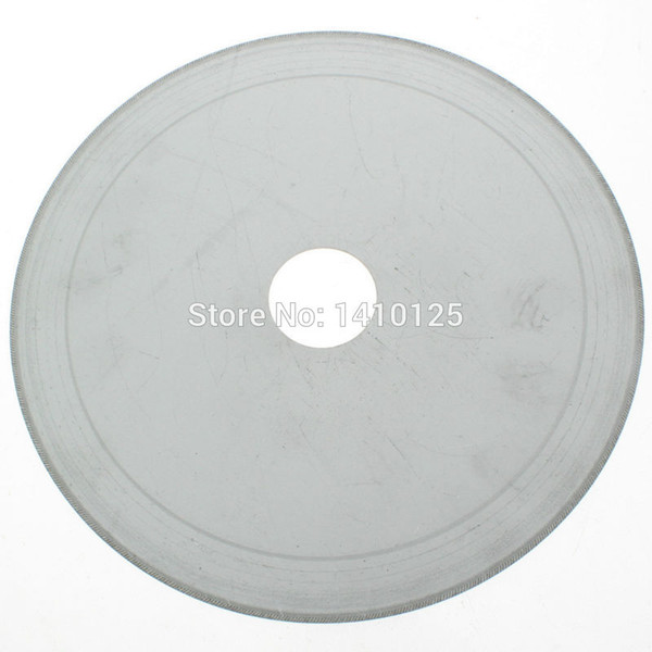 """top popular 7"""" inch Super-Thin Arbor Hole 30mm Rim 0.65mm Diamond Lapidary Saw Blade Cutting Disc Saving in Material for Jewelry Gems Agate 2020"""