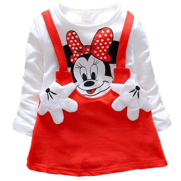 Yürümeye başlayan Çocuklar Kızlar Için Rahat Elbise Giysi Bebek Kız Doğum Günü Partisi Elbiseler Bebek Vaftiz Vestidos Çocuk giyim