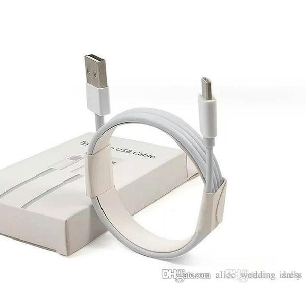 V8 Micro USB Ladekabel Typ C A ++++ Qualität 1M 3Ft Sync Datenkabel für Samsung S7 S8 S9 S10 Hinweis 9 8 7 6 Huawei P Mit Retail Box
