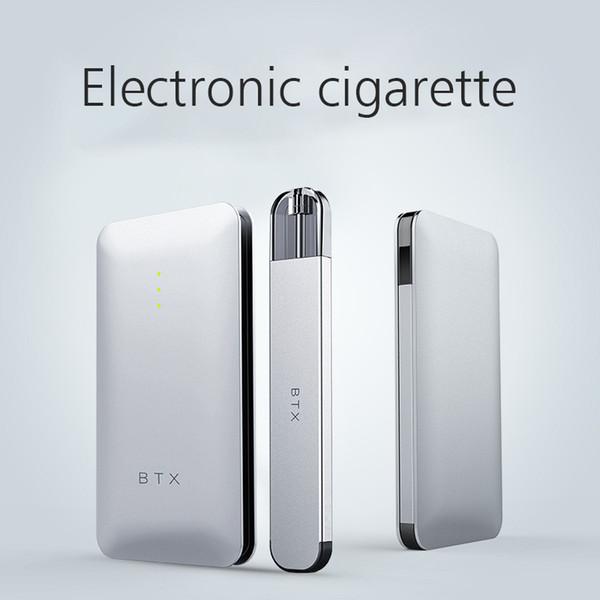 2019 New product electronic cigarette Rechargeable vape pen BTX flat e cigarette china dry herb vape pen kit high quality