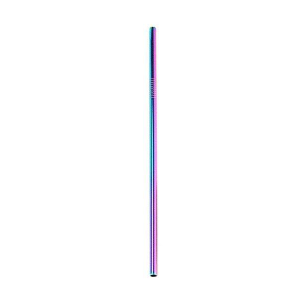 dritto multicolore