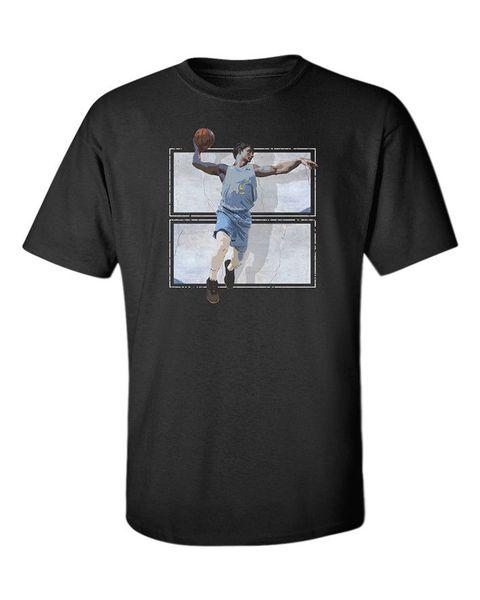 Basket-ball T-shirt Drôle Michelangelo Peinture Art Célèbre Adam Humour Cadeau Tee