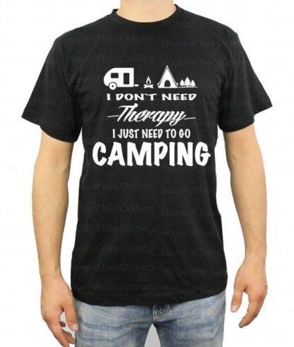 Camping Gear Camping Shirt Happy Camper Shirt Happy Camper Tshirt Summer Camp Funny free shipping Unisex Casual Tshirt