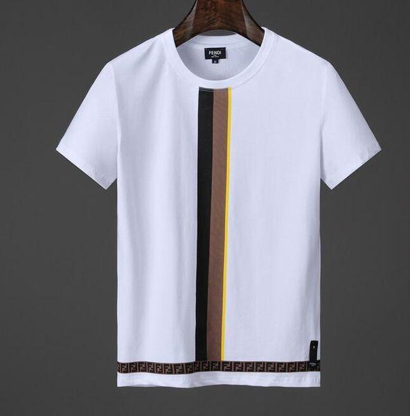 Nova moda alemão de alta qualidade desgaste dos homens 3D hot diamond crânio impressão T-shirt de algodão de manga curta dos homens casual hip-hop T-shirt