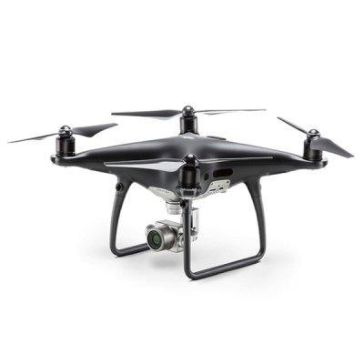 DJI Phantom 4 Pro RC Drone RTF 5.8G FPV 4K UHD / 5 Directions of Obstacle Sensing / Gesture Mode - BLACK