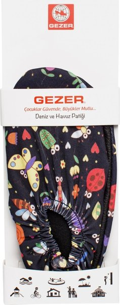 top popular Gezer in 2183 intra-footpad Turquoise Sea And Pool Children's Shoes Ship from Turkey HB-003756589 2019