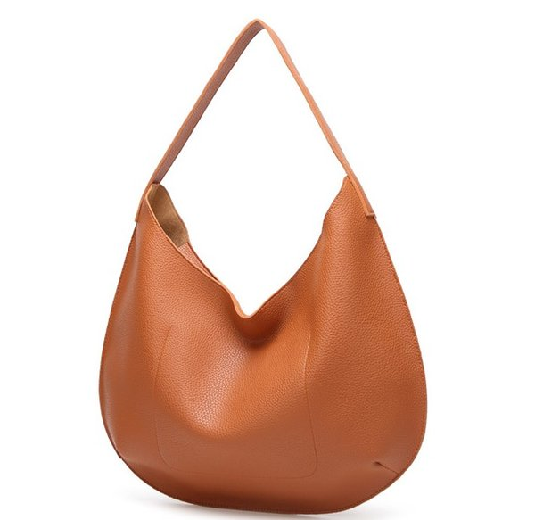 f506588b9918 Luxury Handbags Women Bags Designer Soft Leather Over Women'S Shoulder Bag  Ladies Tassel Tote Handbag Sac A Main Femme 31*45cm Handbag Sale Side Bags  ...