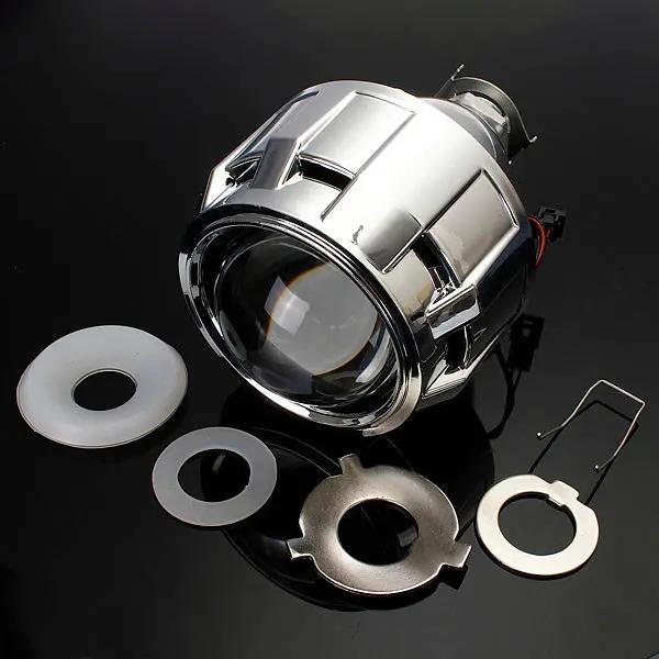2,5 pollici motore Bi-xeno HID angolo di proiezione Eye Halo lente faro