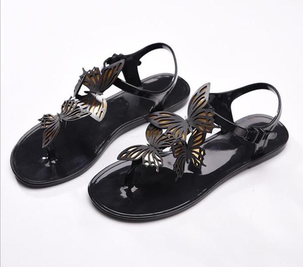 New Designer Spanish Royal Summer Ladies Straps Flats Sandals Sweet Bow Flat flip flops Bridal Wedding Beach Boho Pregnant Woman Shoes
