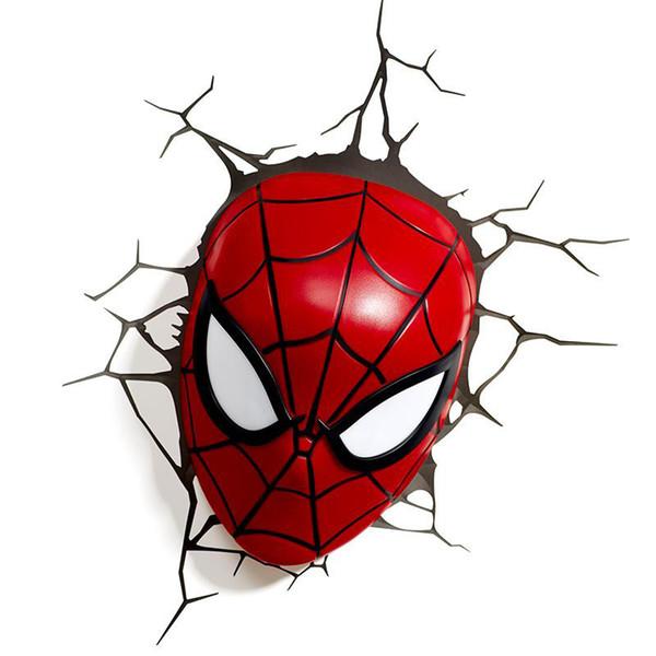 örümcek Adam başı