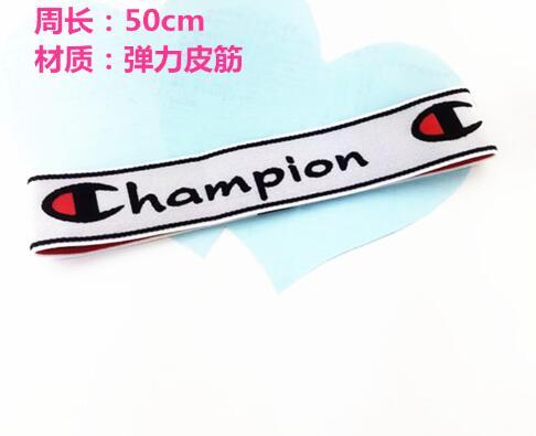 Luxury Brand Women's Scarf Echarpes fashion black red blue sport Yoga headband Designer Elastic sup Headband for men and women 022