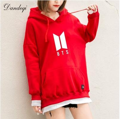 Mens hoodies casaco jaqueta 2018 venda velocidade através de t explosões camisola com capuz mulheres nova coreano BTS costura camisa camisola esportes