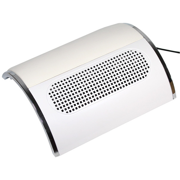 110V/220V Nail Suction Dust Collector Large Size Strong Nail Vacuum Cleaner Machine Low Noisy with 2 bags Salon Tool