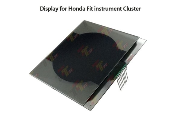 Migliore qualità di spedizione gratuita strumento display LCD display riparazione pixel per Honda Fit 2016