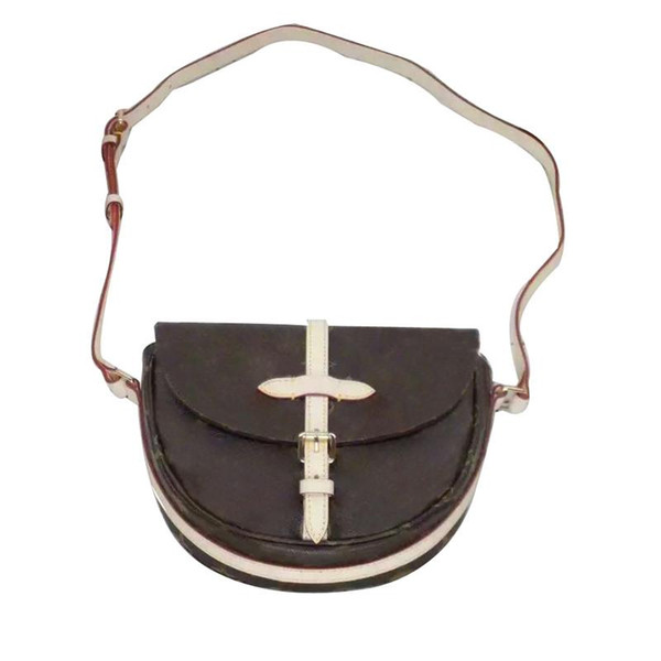 Small 2018 Women Shoulder Bags Genuine Leather Luxury Ladies Bags Fashion Button Classic Bags with Chains 40647