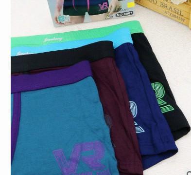 wholesale low price high quality 3 pcs/lots Men's sexy rofiber comfrotable venlitation transparent boxers underwear (8.9rtrr