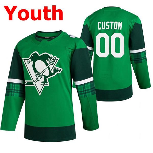 청소년 2020 성 패트릭 # 039;의 날 녹색