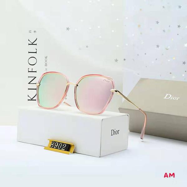 2019 Glaslinse Polit luxury Sonnenbrille carfia 58mm UV-Sonnenbrille für Herren Designer-Sonnenbrille Vintage Metall Sport Sonnenbrille