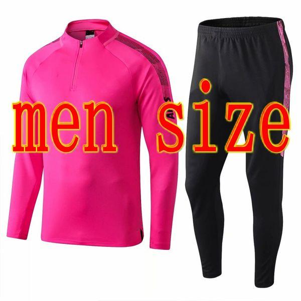 men size Pink