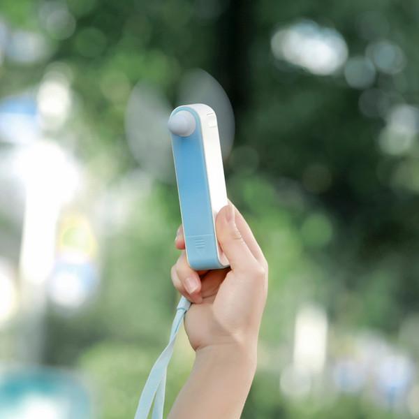 Açık Seyahat Kamp Cooler Fan düşük powerr Klima Soğutma Soğutma Taşınabilir Mini Hand Held USB Fan Yaz