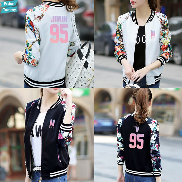 New BTS Jackets Serpents Pink/Black Women BTS Fans Serpents Streetwear  Leather Brand Coat Jackets Warm Jackets Long Jackets From Ingridea, $24 69|