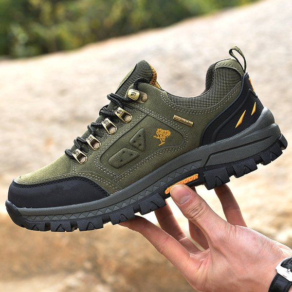 Zapatillas de deporte para caminar al aire libre Sunny Everest para hombre calzado deportivo casual para hombre zapatillas antideslizantes 39-44