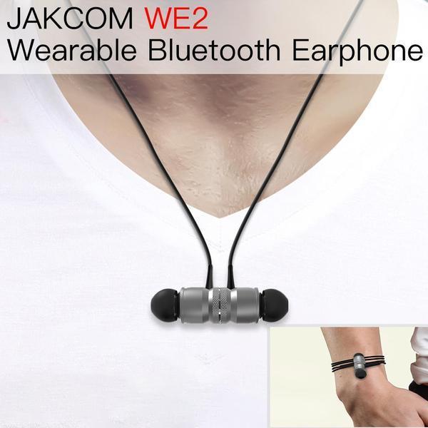 JAKCOM WE2 Wearable Wireless Earphone Hot Sale in Other Electronics as red wap images cca c16 celular