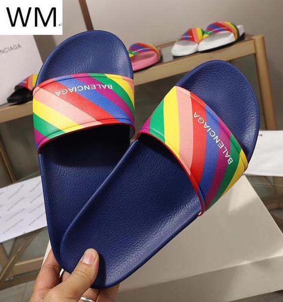 Duping520 Женские синие туфли на каблуках на платформе Сандалии на каждый день